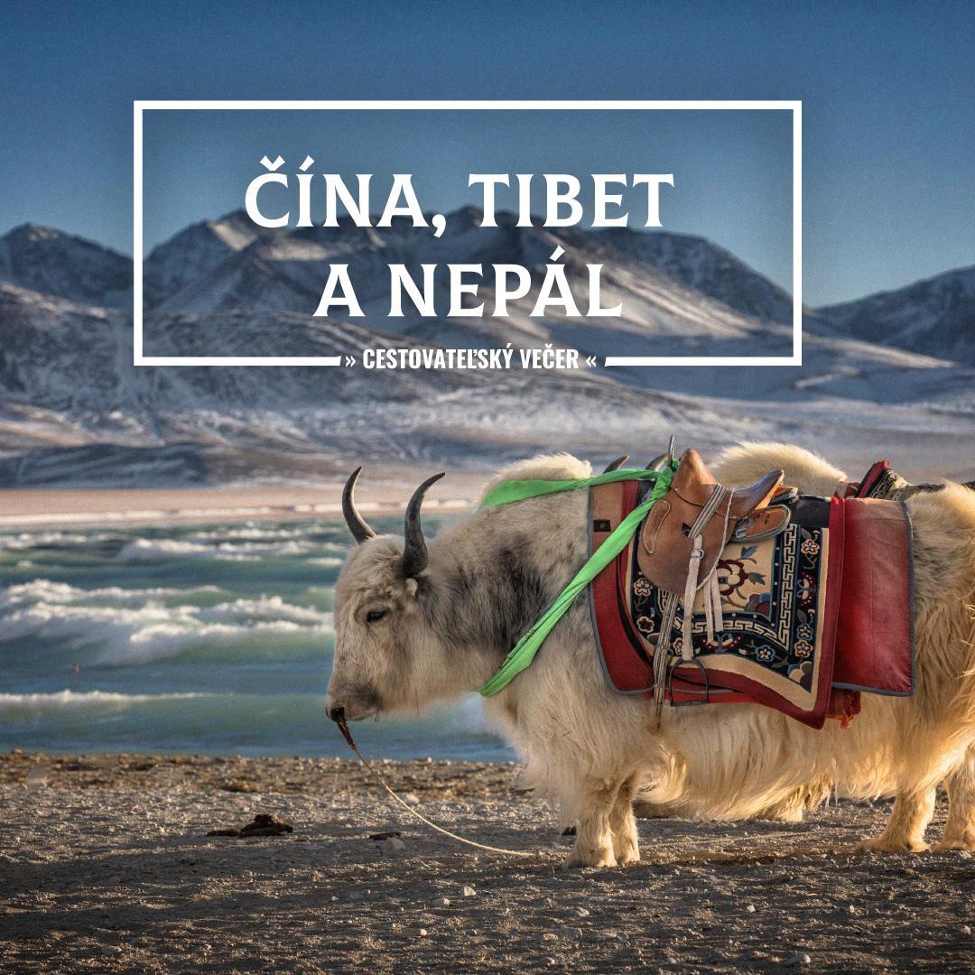 Cestovateľský večer: Čína, Tibet a Nepál