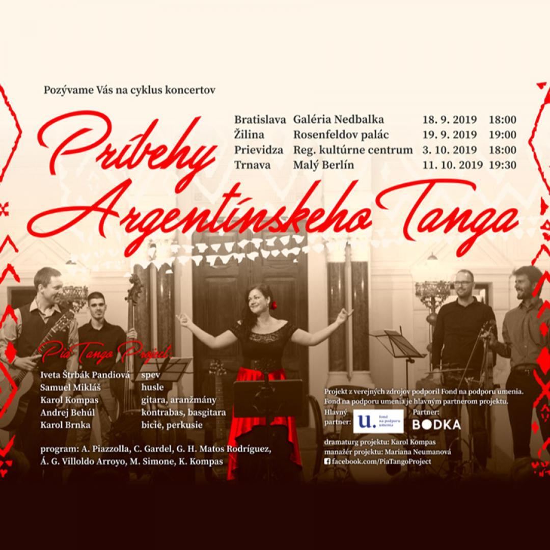 Príbehy argentínskeho tanga