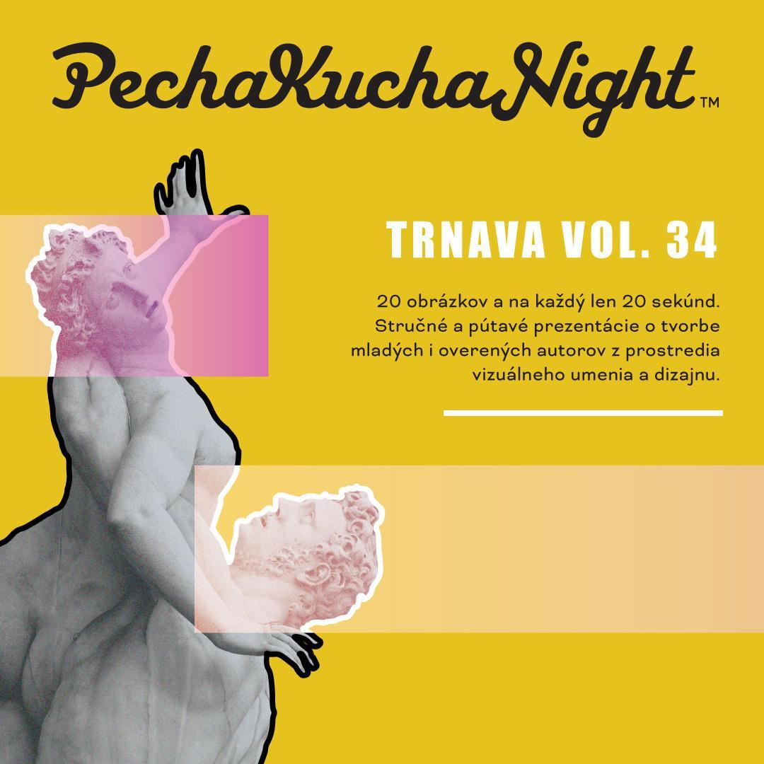 PechaKucha Night Trnava vol. 34