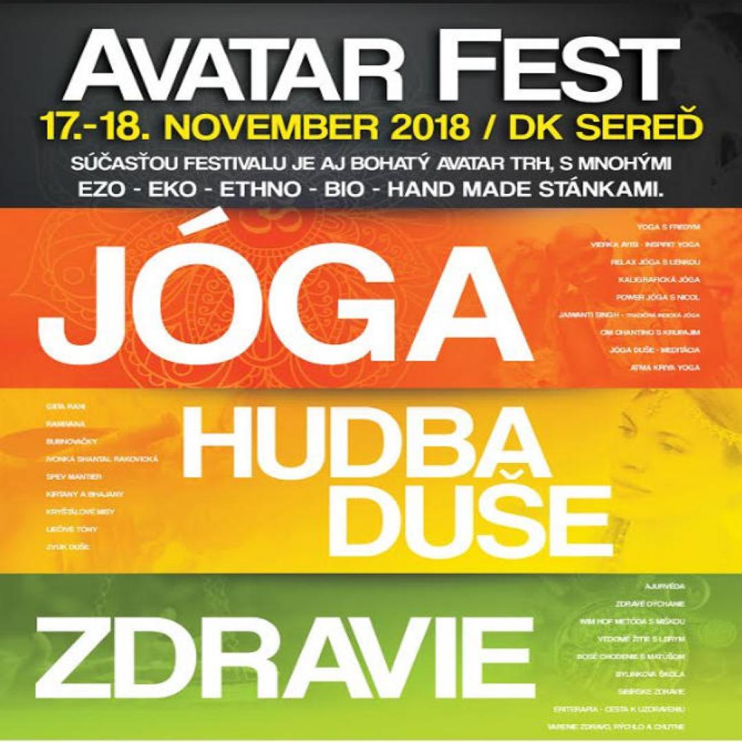 Avatar Fest 2018, 17.-18.11.2018