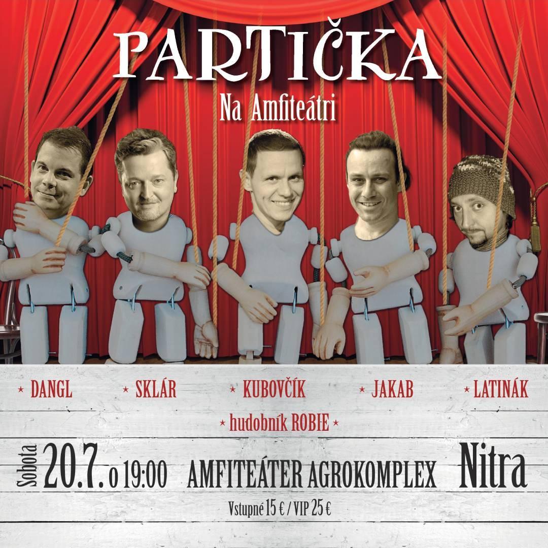 Partička / Nitra