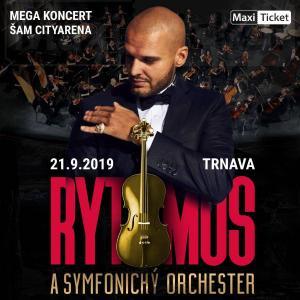 Rytmus a Symfonický orchestr / Slovensko