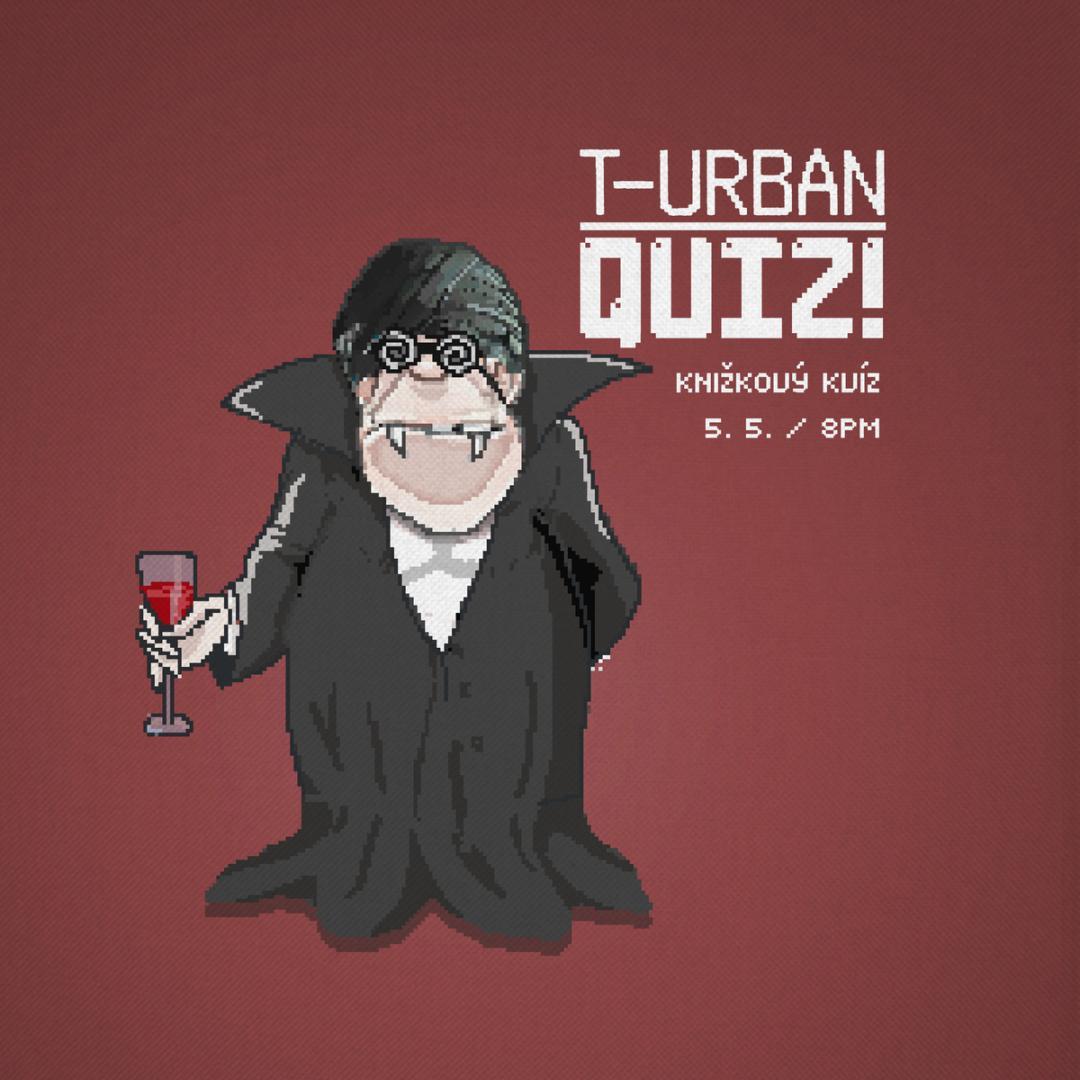 Knižkový Turban Quiz STREAM