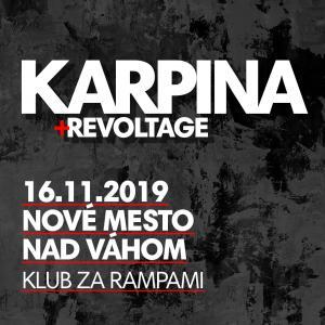 Karpina + Revoltage NMV
