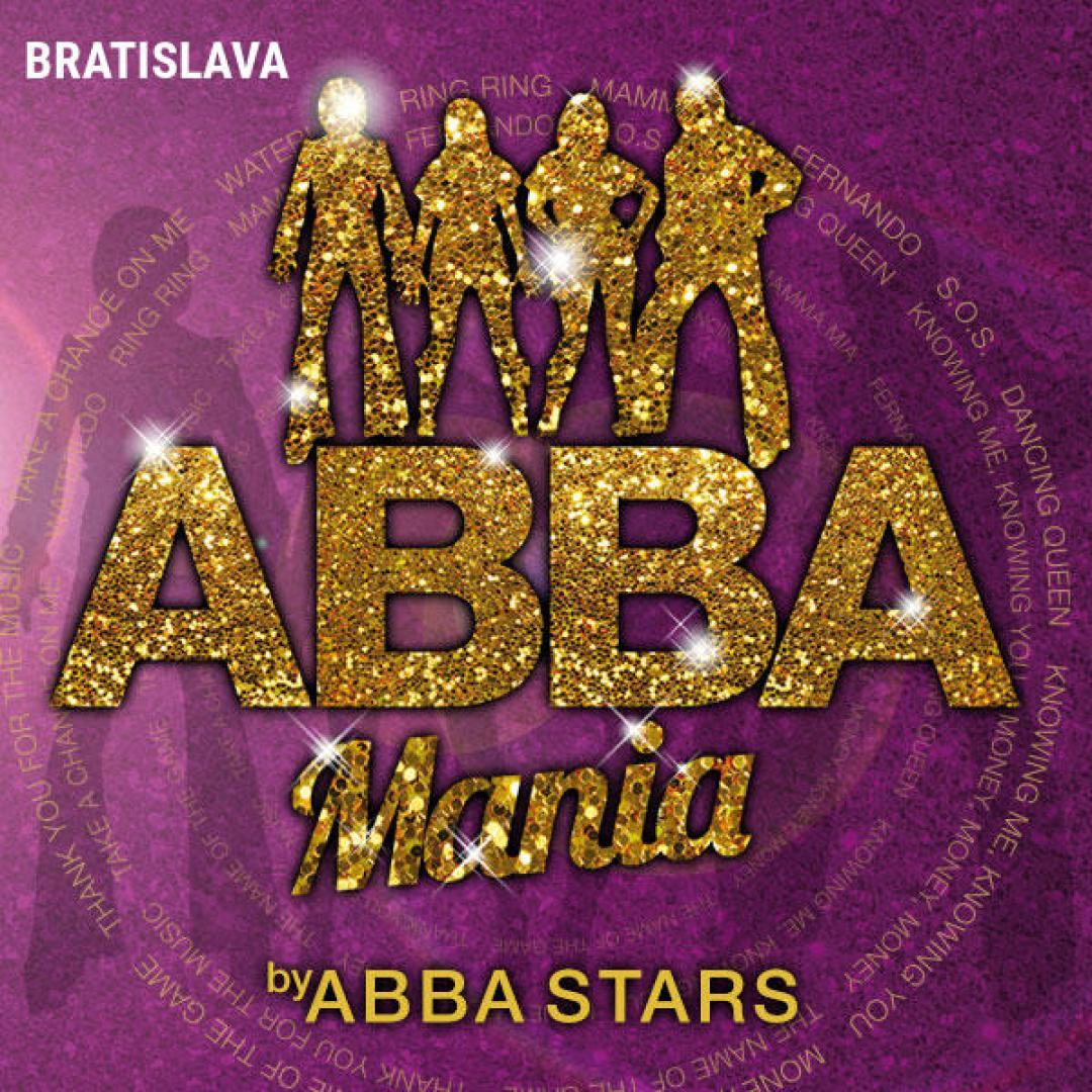 Abba Mania Tour 2019 - Abba Stars / Bratislava