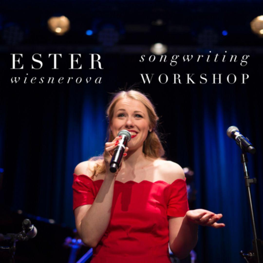 Pesničkársky Workshop s Ester Wiesnerovou