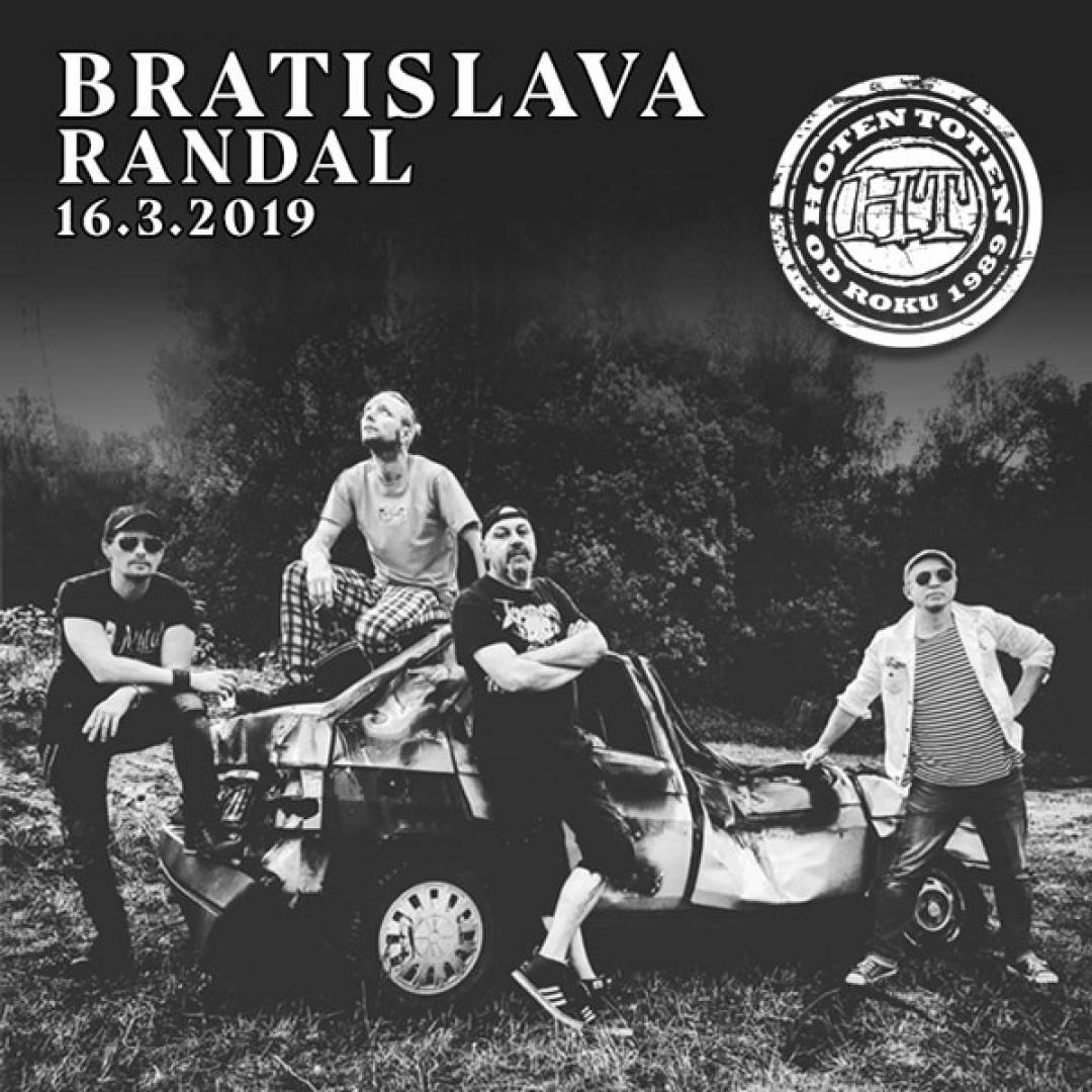 Hoten Toten - Bratislava