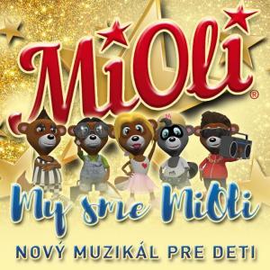 MiOli - BUĎME K SOBĚ MiOli - online vánoční muzikál