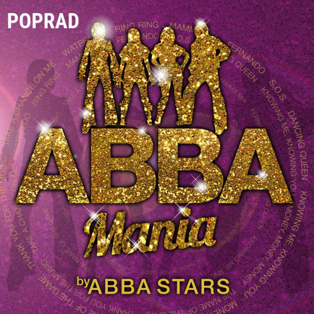 Abba Mania Tour 2019 - Abba Stars / Poprad