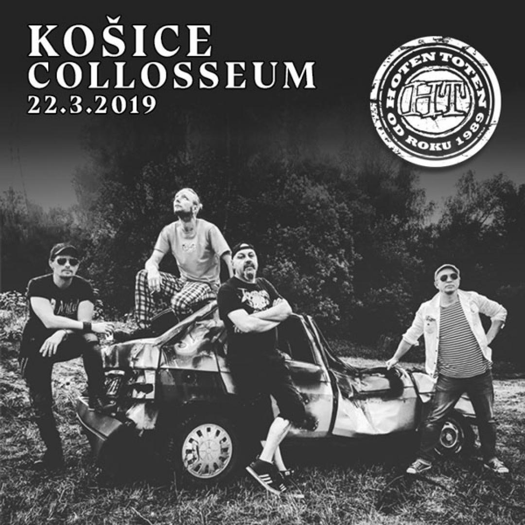 Hoten Toten - Košice