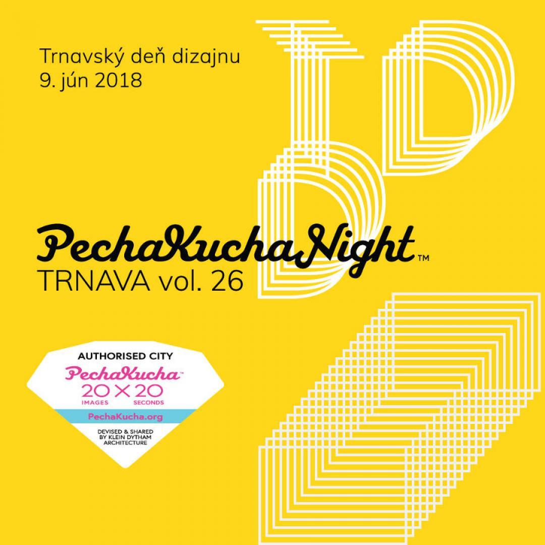 PechaKucha Night vol. 26