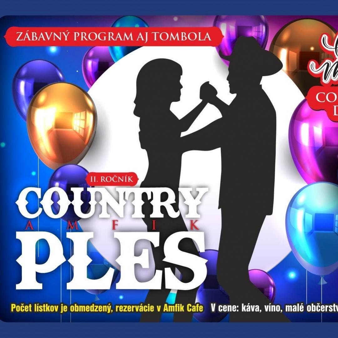 Country Amfik Ples - 2. ročník / Trnava