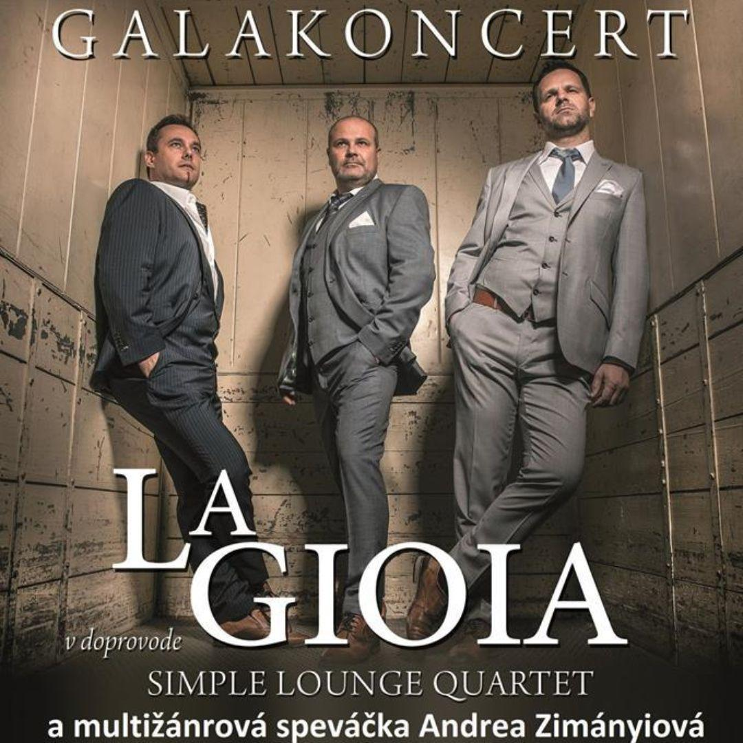 Koncert La Gioia