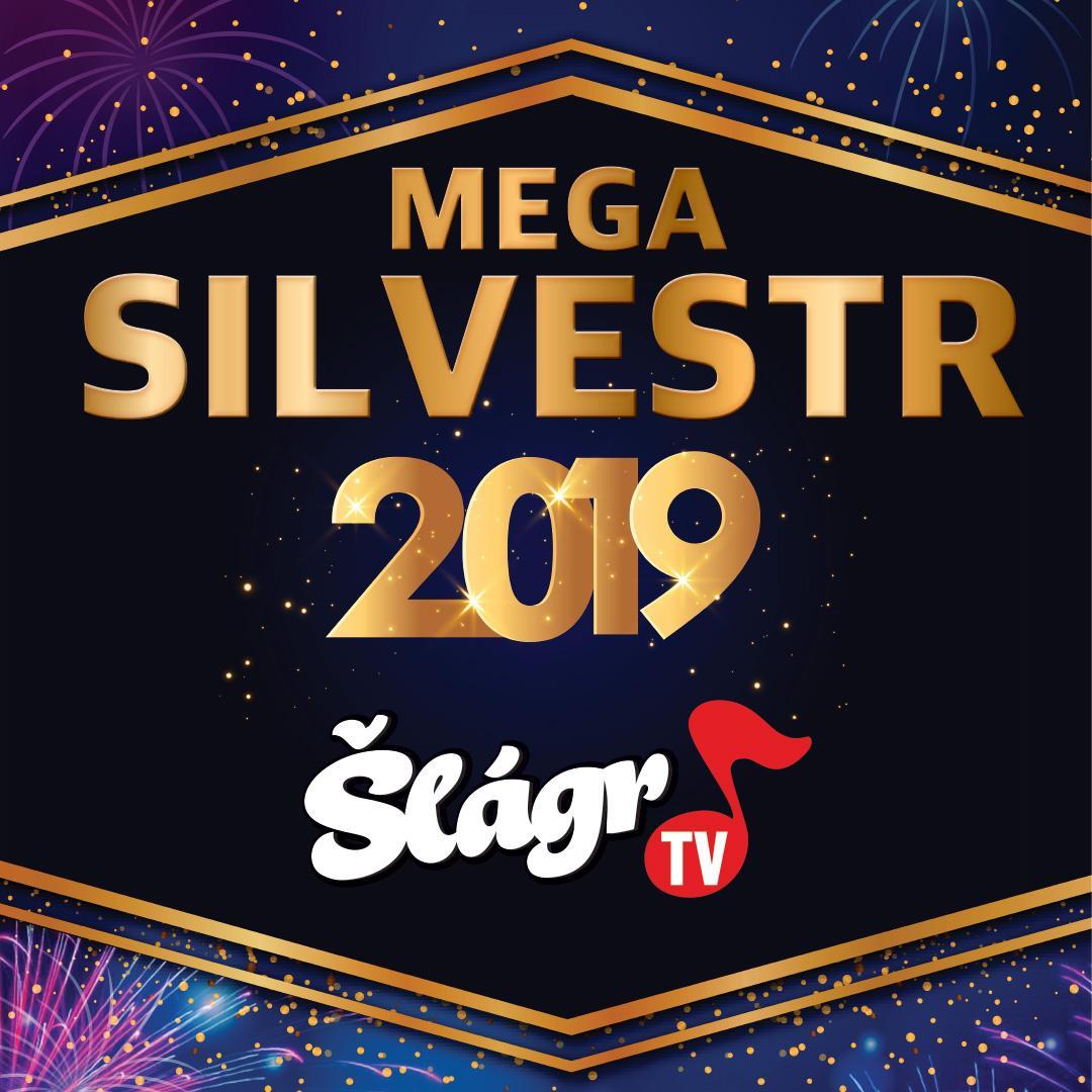 Šláger - MEGA SILVESTER 2019