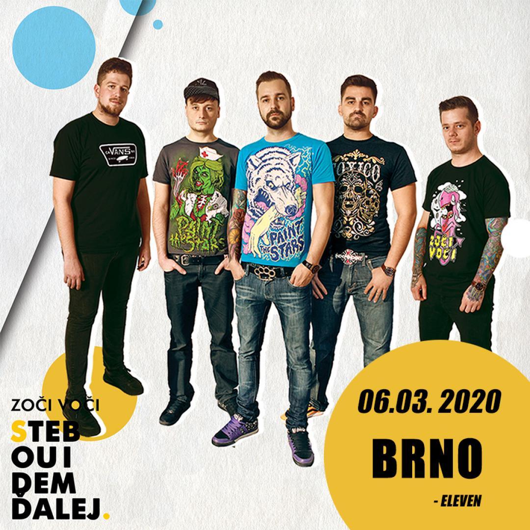 Zoči Voči - S tebou idem ďalej tour / Brno