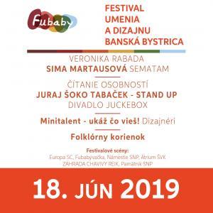 Fubaby 17. - 22. jún 2019, Utorok