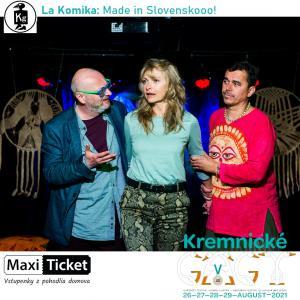 La Komika: Made in Slovenskooo!