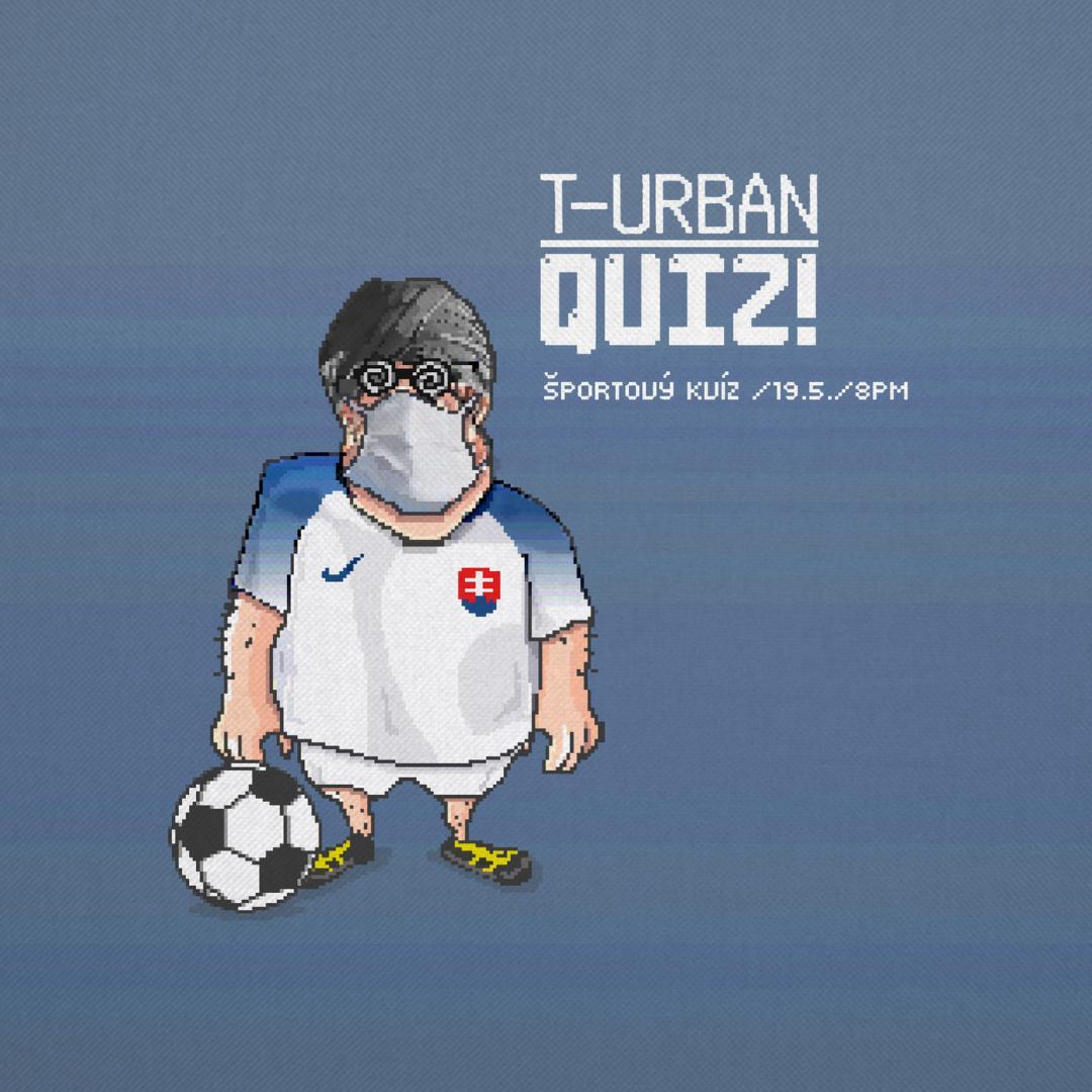 Športový Turban Quiz s Lužinom a Moškom