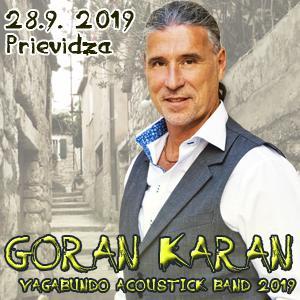 Goran Karan & Vagabundo band 2019