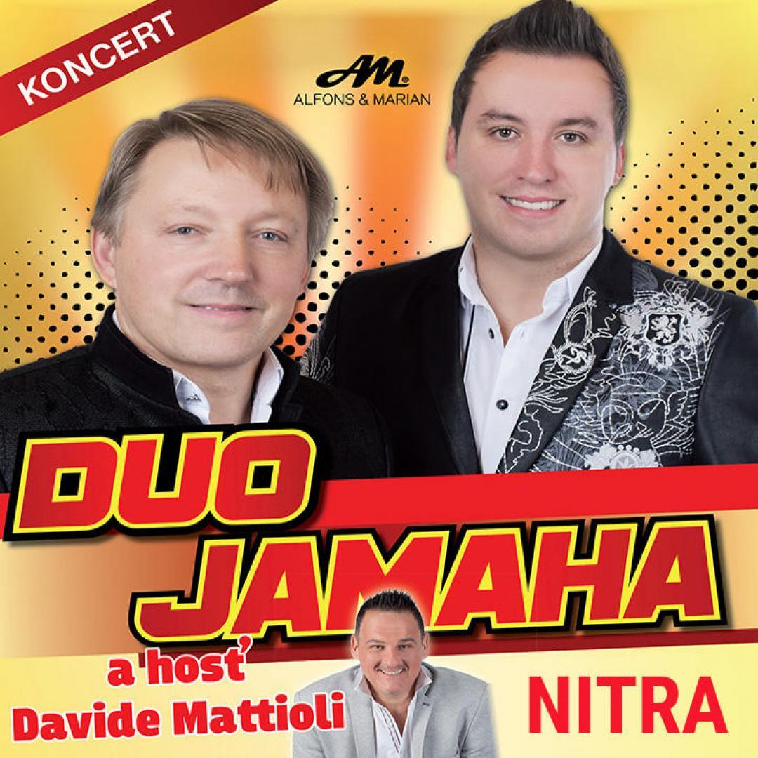 Duo Jamaha a hosť Davide Mattioli / Nitra