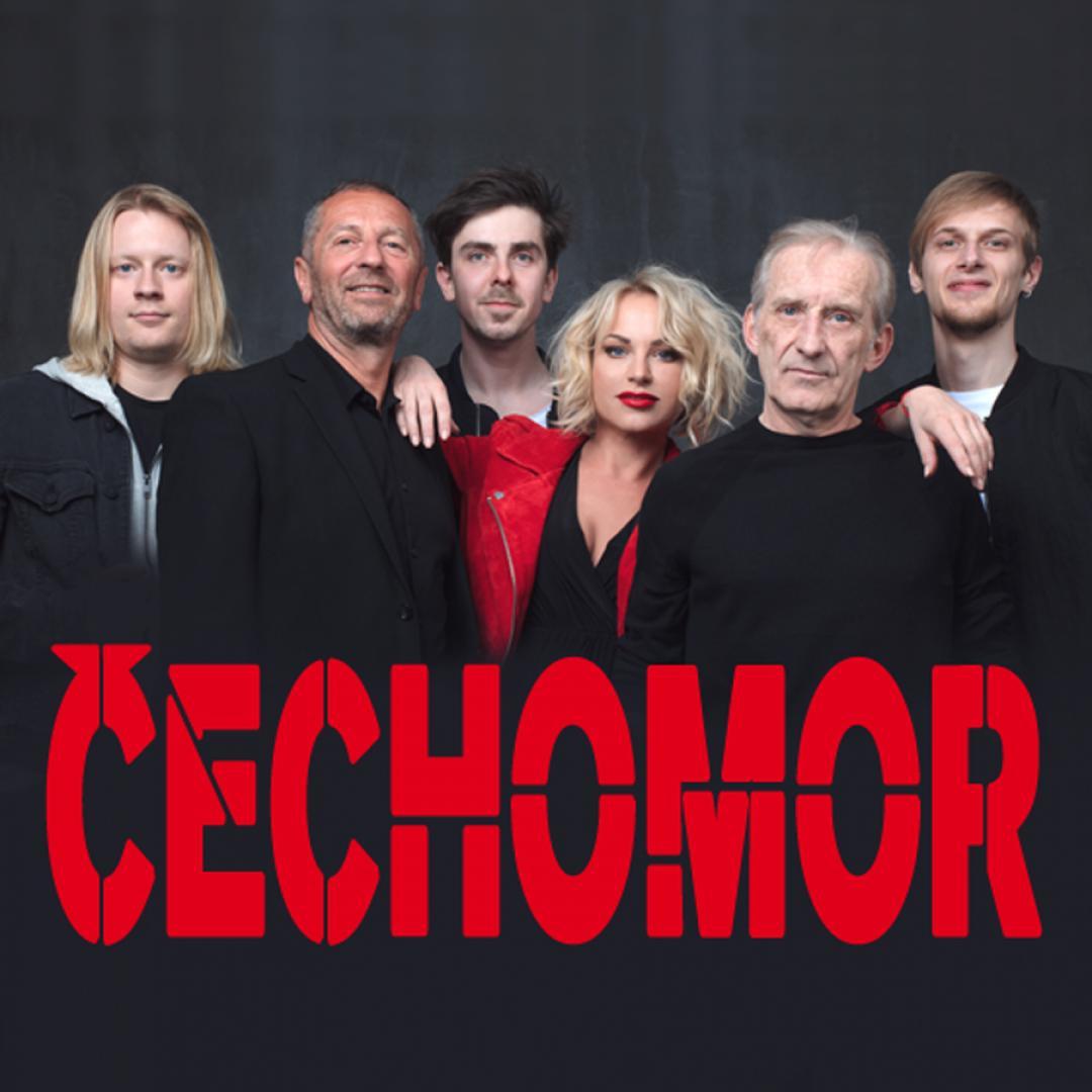 Čechomor + Kandráčovci + Voxel a další / Starý Hrozenkov