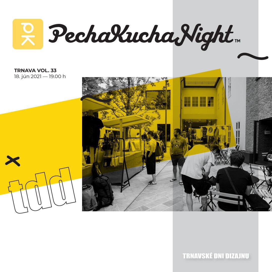 PechaKucha Night Trnava vol. 33