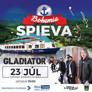 Bohemia spieva - Gladiator /Domaša