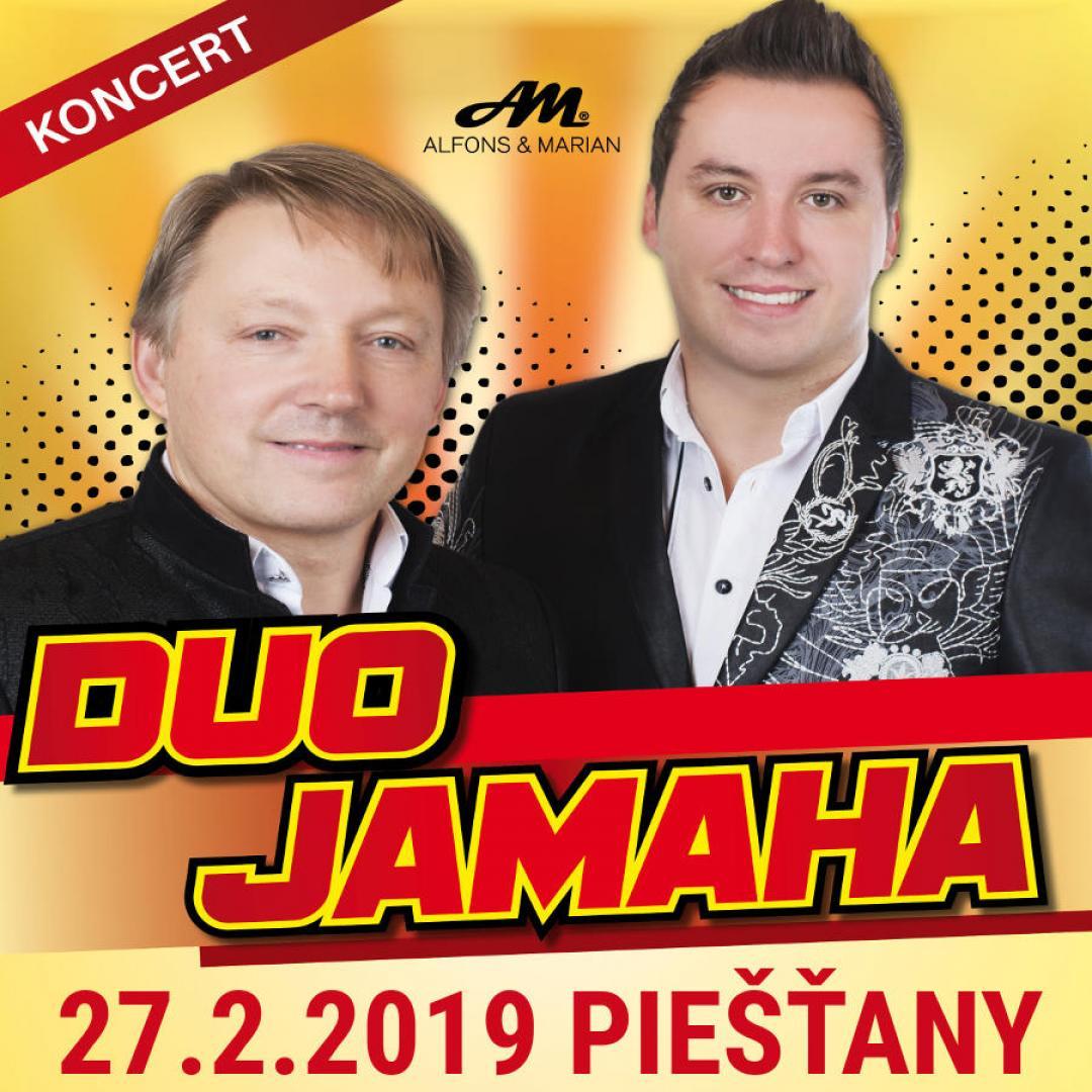 Duo Jamaha / Piešťany