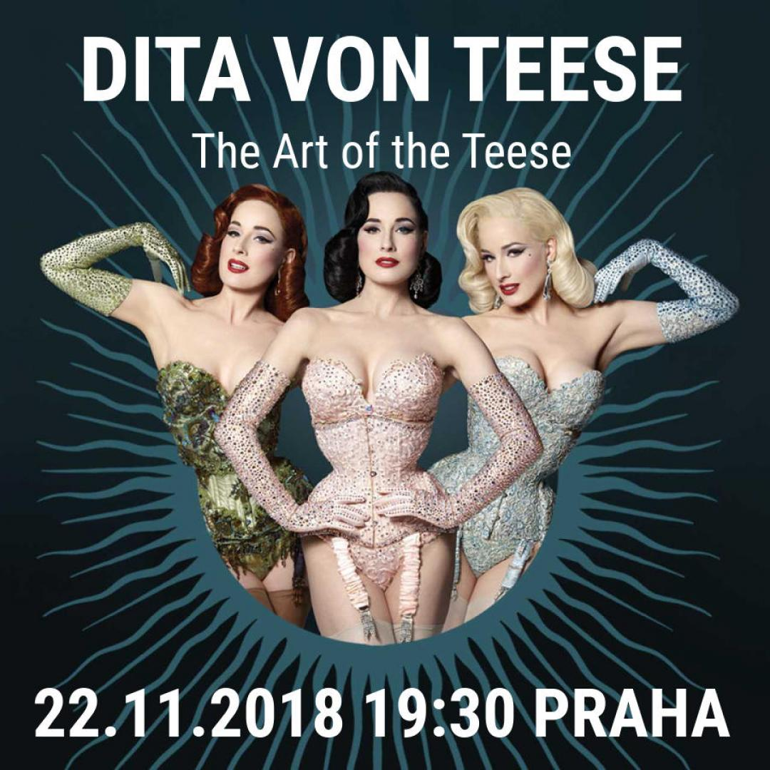 Dita von Teese: The Art of the Teese