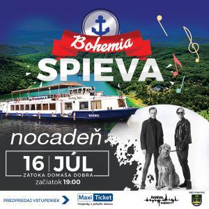Bohemia spieva - Nocadeň /Domaša