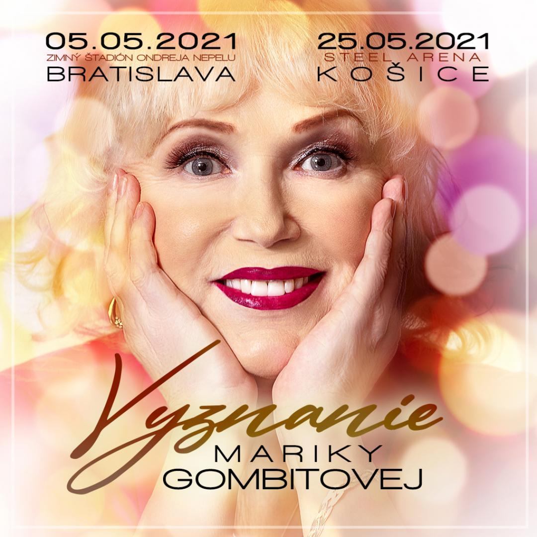 Vyznanie Mariky Gombitovej / Bratislava