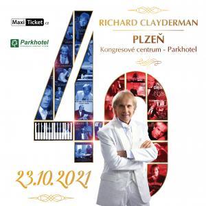 Richard Clayderman: koncert 2021 / Plzeň