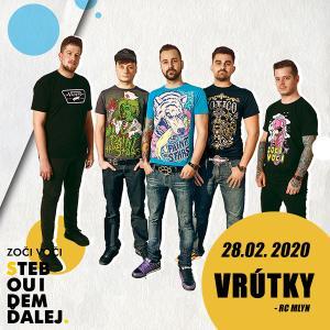 Zoči Voči - S tebou idem ďalej tour / Vrútky