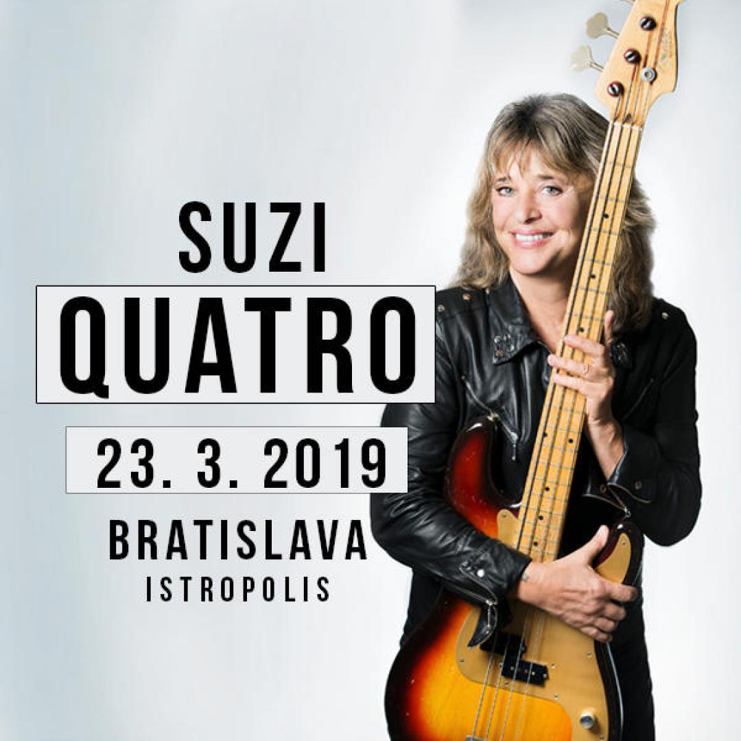 Suzi Quatro, Bratislava