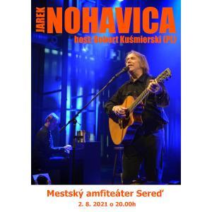 Jarek NOHAVICA - Sereď