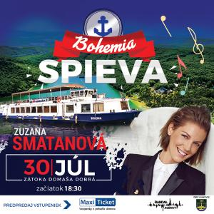Bohemia spieva - Zuzana Smatanová/Domaša