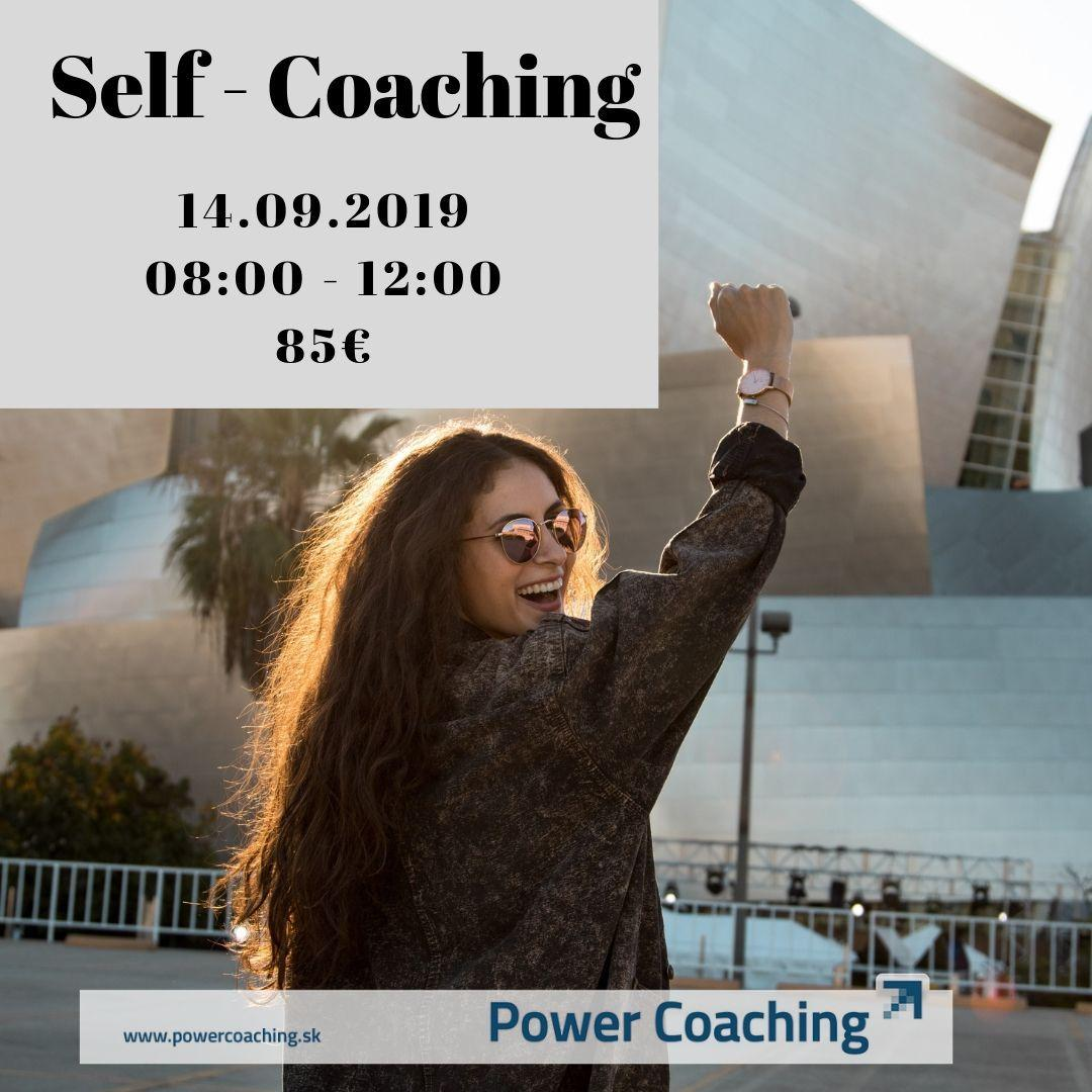 Kurz: Self - Coaching