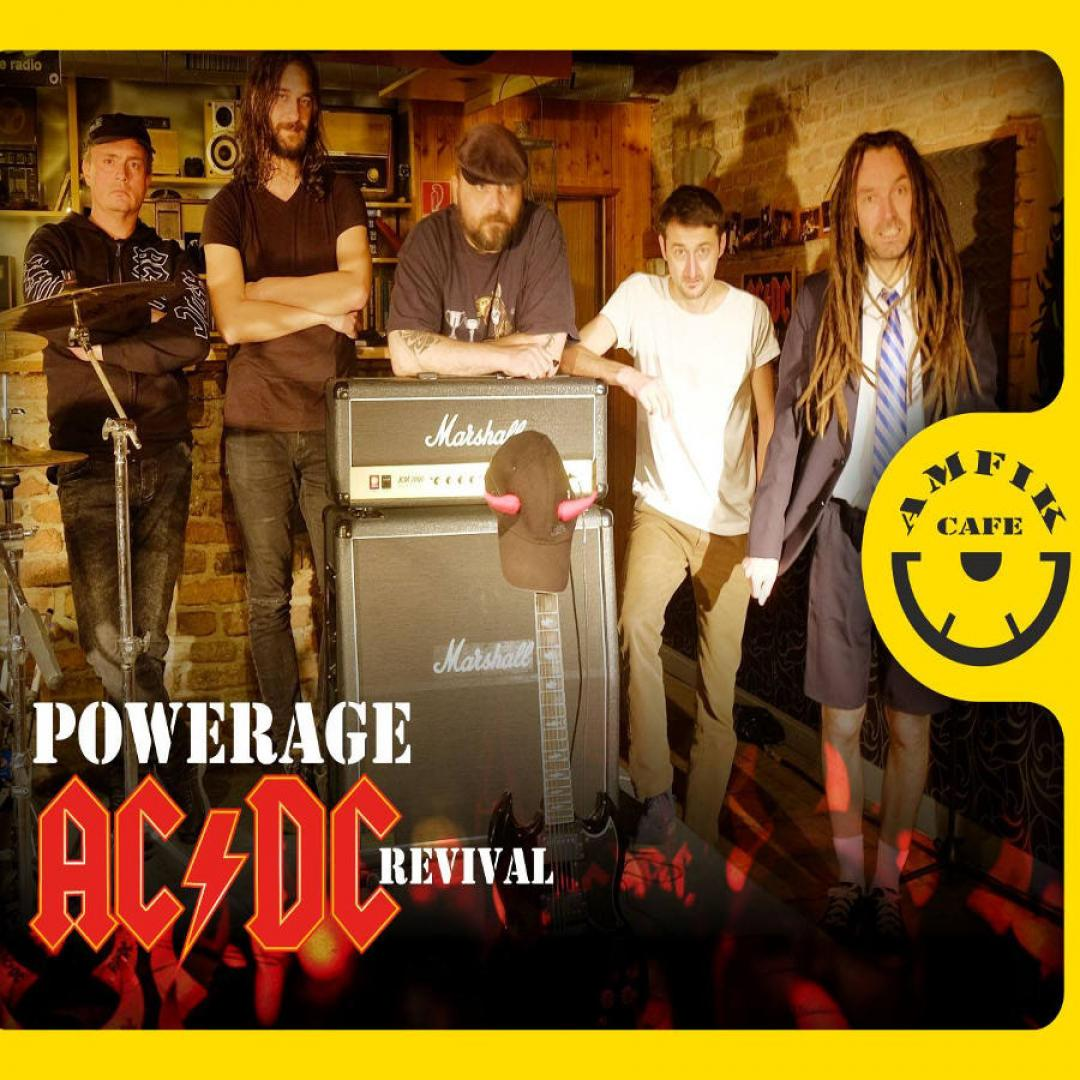 Powerage AC/DC Revival