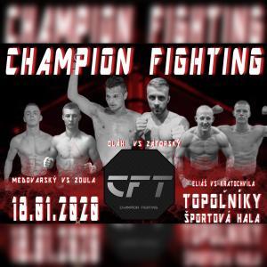 Champion Fighting 2 / Topoľníky