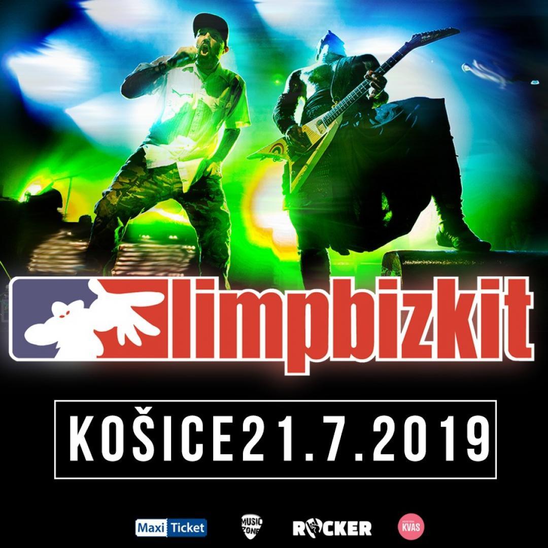 Limp Bizkit / Košice