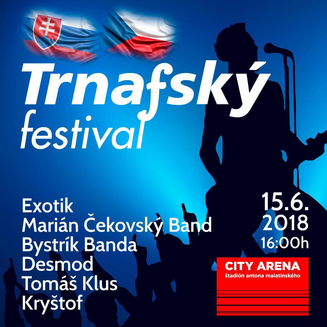 Trnafský festival 2018