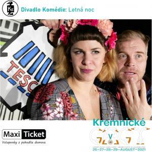 Divadlo Komédie: Letná noc