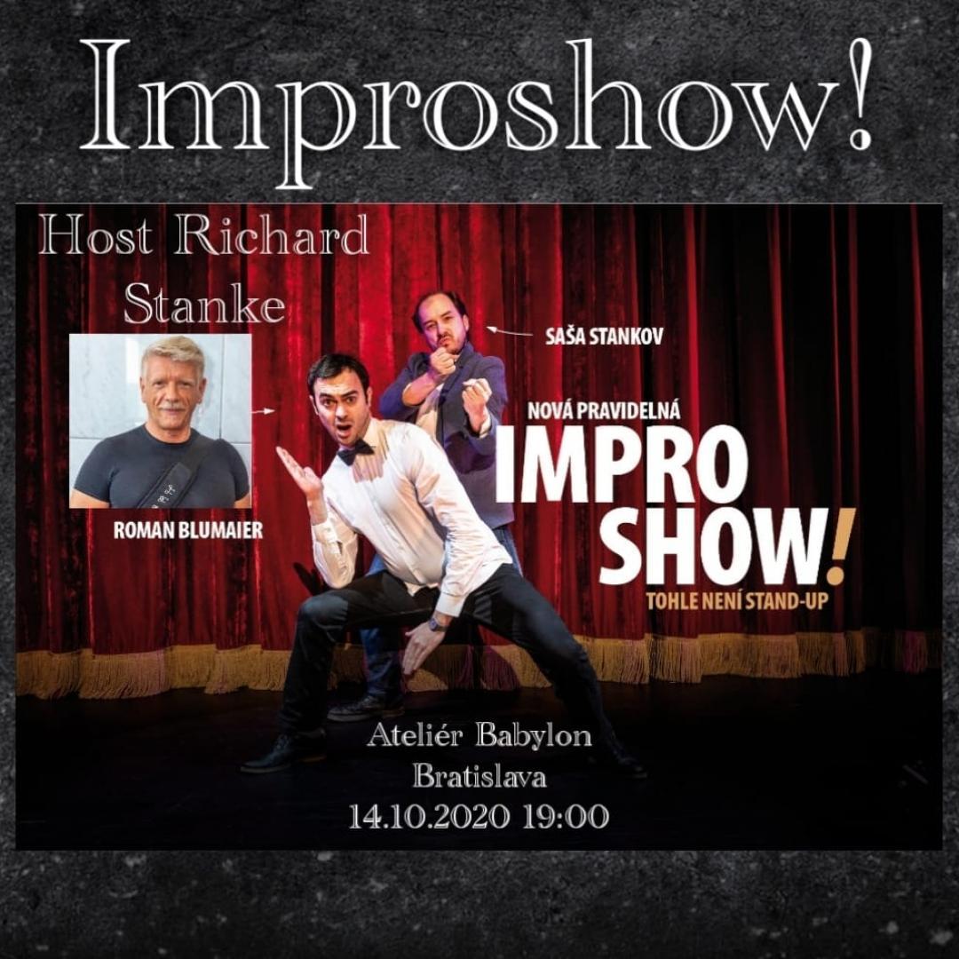 Improshow! Bratislava