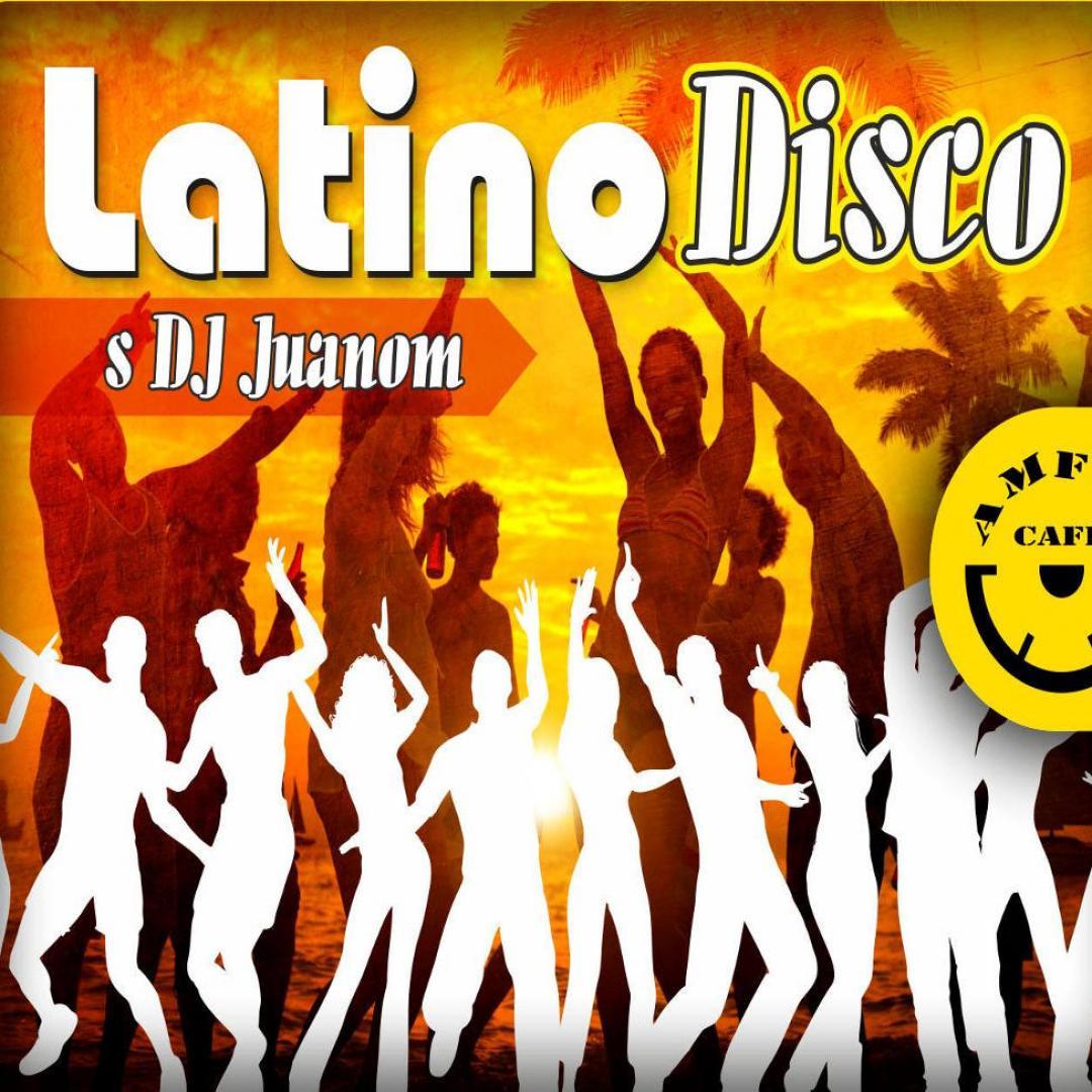 Latino Disco show - DJ Juan