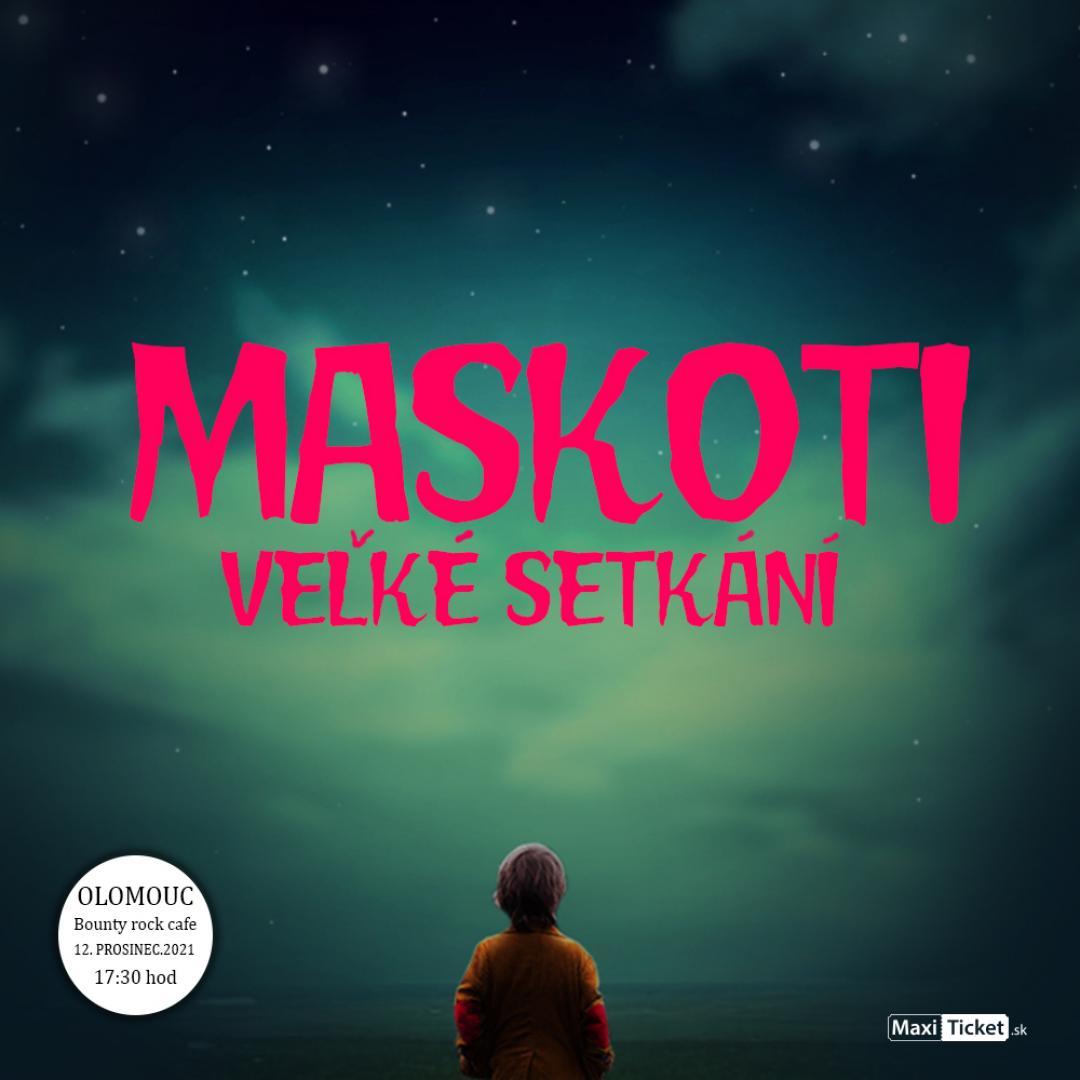 Maskoti - velké setkání / Olomouc