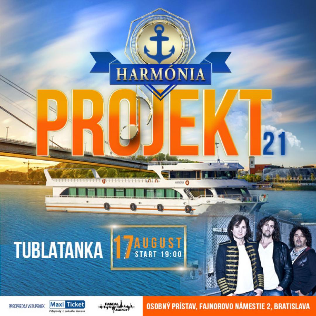 Harmónia projekt 21 / Tublatanka