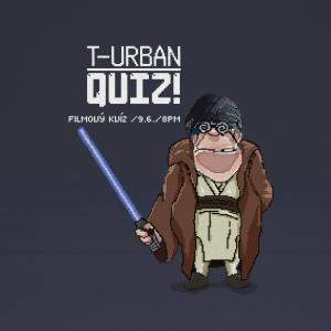 Filmový Turban Quiz s Moškom a Lužinom