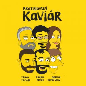 Bratislavský Kaviár jeseň 2020 zo záznamu