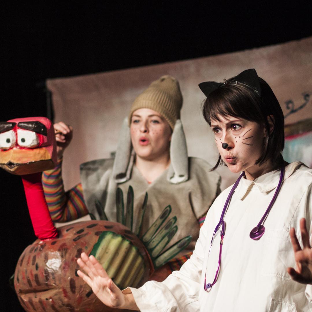 Kapor na scéne: O psíkovi a mačičke / Trnava