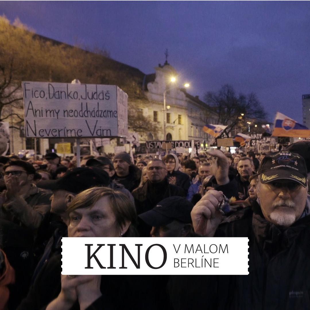 Kino: Ukradnutý štát